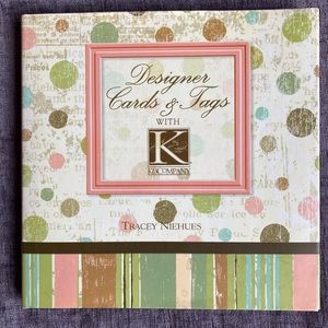 Designer Cards and Tags Book